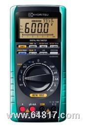 数字式万用表 KEW 1051/1052