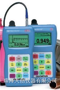 泛美35,35DL精密超声波测厚仪 OLYMPUS 35,35DL