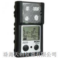 供应正品美国原装MX4 iQuad复合式多气体检测仪 MX4 iQuad