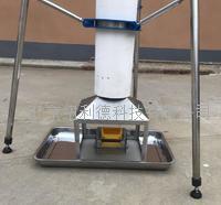 突起路標耐磨損性能測定器