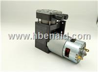 微型高压柱塞气泵直流DC12V24V高压6bar