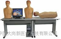 (網絡版)智能化心肺檢查和腹部檢查教學系統 sx-502