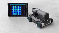 GPR Live手持式钢筋混凝土3D雷达 Proceq GPR