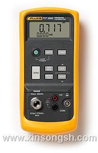 Fluke 718Ex 本安型壓力校準儀 Fluke 718Ex 本安型壓力校準儀