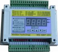 控制器 PLC可编程控制器 触摸屏一体机 WQ-32MT-2DA