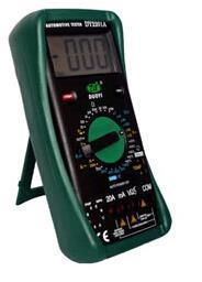 数字汽车万用表DY2201技术指标 DY2201