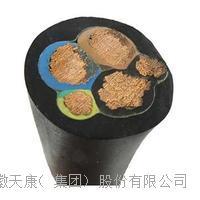 245IEC57//YZW300/500V安徽天康國標橡套電纜 安徽天康橡套電纜