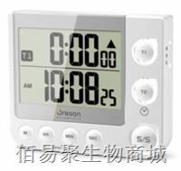 OREGON雙道定時器/計時器 TW331