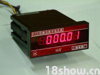 PZ158P型51/2位數字式面板表系列 PZ158P型51/2位數字式面板表系列