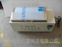 江苏常州中捷厂家直销控温恒温型HH-420水浴箱 HH-420