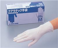 ASONE亚斯旺/6-3047-01/乳胶(橡胶)手套 6-3047-01
