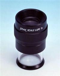 供应日本PEAK必佳1975型 带刻度放大镜 1975型