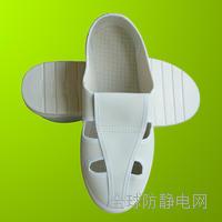 PU防静电四孔鞋 GZX-004