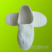 PU防静电双孔鞋  GZX-003