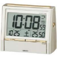 108x122x62mm [電波] 置 時 計(音聲付) EA798CS-53