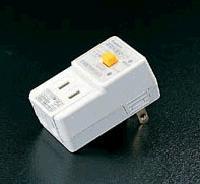15A 漏電保護タップ EA940ME-16