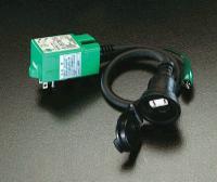 15Ax0.5m 漏電遮斷プラグ EA940MH-1