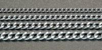3.0mmx 1m [スチール/ユニクロメッキ]ショートマンテルチェーン EA980TG-31