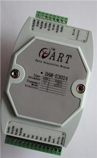DAM-E3024-数字量输入模块以太网模块
