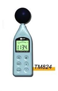 TM824數字噪音計|聲級計 TM824