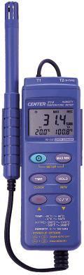 CENTER-314記憶式溫濕度計 CENTER-314
