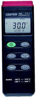 CENTER-301溫度計|K,J型熱電偶溫度表 CENTER-301