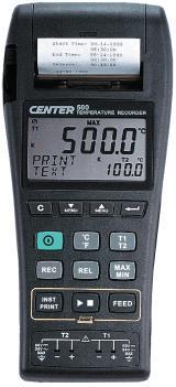CENTER-500列表溫度記錄儀 CENTER-500