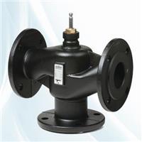 西門子電動調節閥VXF31.24水閥 三通閥