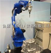 安川機器人用浮動去毛刺電主軸,日本安川浮動打磨頭 YA120-SFE4FL01