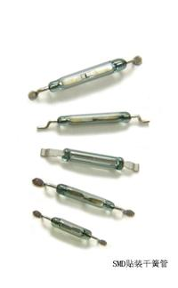 低成本SMD表贴干簧管 SMD玻璃干簧管