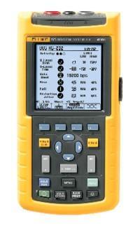 Fluke 125 工業網絡測試儀 FLUKE 125