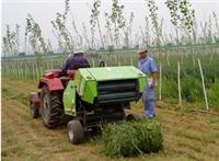稻草麦草打捆机中小型圆捆式方捆式稻草麦草秸秆捡拾打捆机