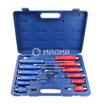 12 Pcs Go-Through Screwdriver Set