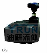 YRUN油研 YUKEN油研 SBG-03-V-40 SBG-03-V-R-40 SBG-06-V-R-40 溢流阀  SBG-03-V-40 SBG-03-V-R-40 SBG-06-V-R-40