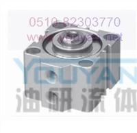 YOUYAN薄型氣缸 SDA25-5 SDA25-10 SDA20-45 SDA20-50  油研薄型氣缸  SDA25-5 SDA25-10 SDA20-45 SDA20-50