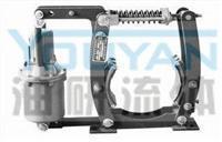 液压制动器 YWZ3-160/18 YWZ3-160/25 油研液压制动器 YOUYAN液压制动器 YWZ3-160/25 YWZ3-200/18 YWZ3-200/25