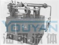 雙線-遞進式油氣潤滑系統 雙線-遞進式油氣潤滑系統