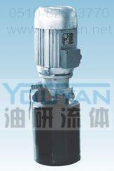 液压动力单元 DLY-1.1AC1 DLY-1.1AC2 DLY-1.1DC 油研液压动力单元 YOUYAN液压动力单元  DLY-1.1AC1 DLY-1.1AC2 DLY-1.1DC