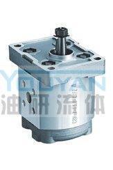 單聯齒輪油泵 CBWn7-F2.5-C1FZ CBWn7-F3.0-C1FZ 油研單聯齒輪油泵 YOUYAN單聯齒輪油泵