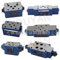 R900481623 Z2FS 6-2-4X/1QV    叠加式双向节流阀 R900481624 Z2FS 6-2-4X/2QV  R900727967 Z2FS 6-2-4X/2QV/60