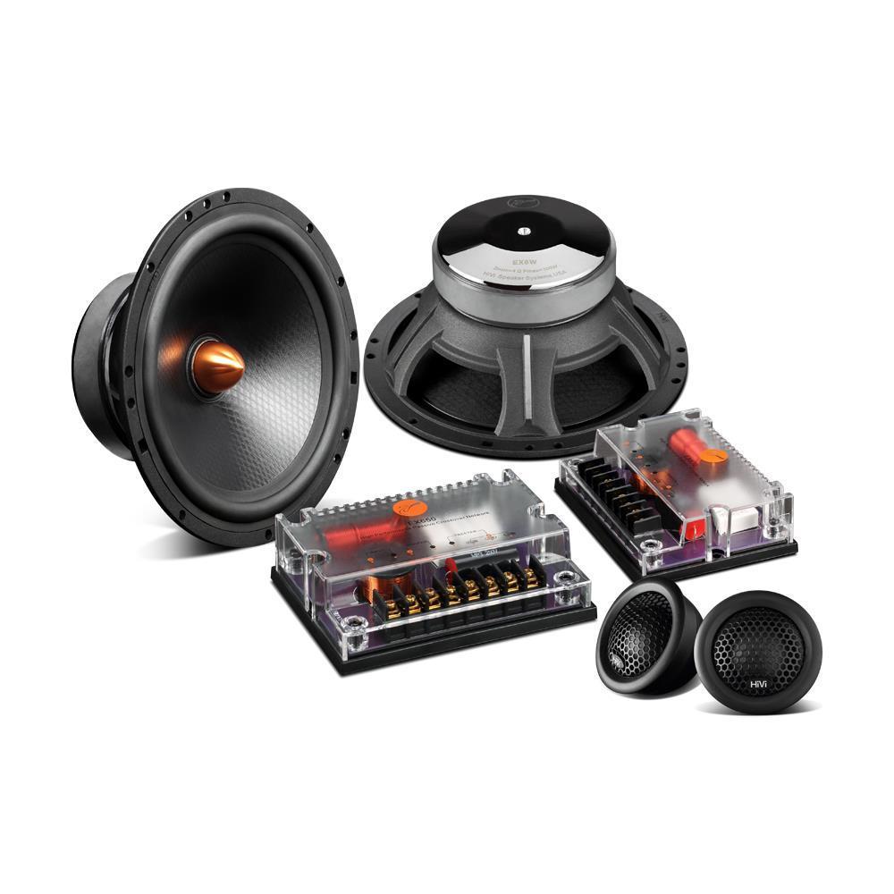 EX650專業汽車揚聲器系統