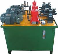 液压站、液压系统展示 液压站、液压系统