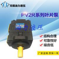 低噪音高压 定量叶片泵PV2R2-41-F-1-RUU-40 21MPA 质保一年 PV2R2-41-F-1-RUU-40