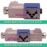 隔爆液压阀电磁快三大发计划GDFW-03-2B3B/2B2/2B60-D24/B220