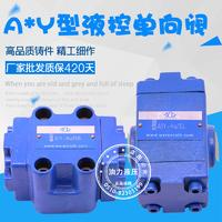 液控单向阀 A1Y A2Y -HA10B /20B/32B/A1Y-HA10L/HA20L/HA32L 液控单向阀 A1Y A2Y -HA10B /20B/32B/A1Y-HA10L/HA20L/HA32