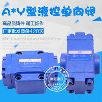 液控单向阀 A1Y-HB10L/HB20L/HB32L A1Y-HB10B/HB20B/HB32B