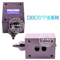DBD型直动溢流阀 DBDS10P10/20