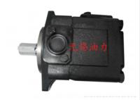 DENISON丹尼逊叶片泵T6D系列叶片泵T6D-050-1R02-B1  T6D-050-1R02-B1