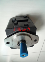 T6E系列叶片泵T6E-045-1R00-C1   丹尼逊DENISON叶片泵    效率高  寿命长  T6E-045-1R00-C1