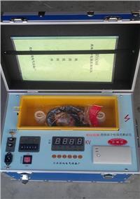全自動絕緣油介電強度測試儀 BY6360B